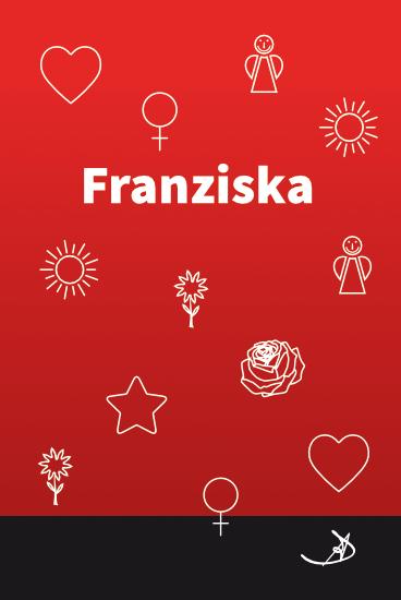 Namenswelt: Franziska